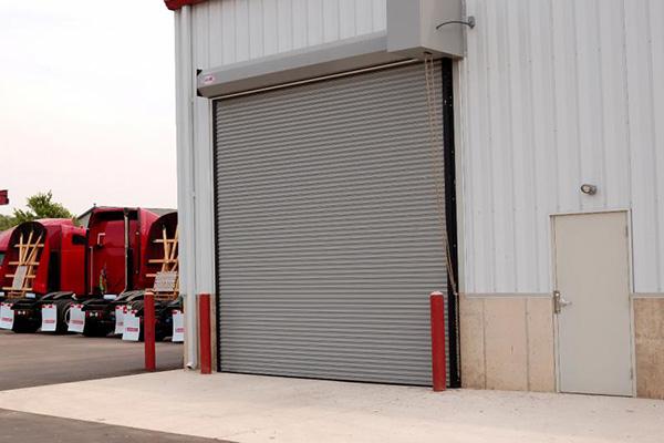 Commercial Roll Up Doors In Palm Coast Florida Abs Garage Doors