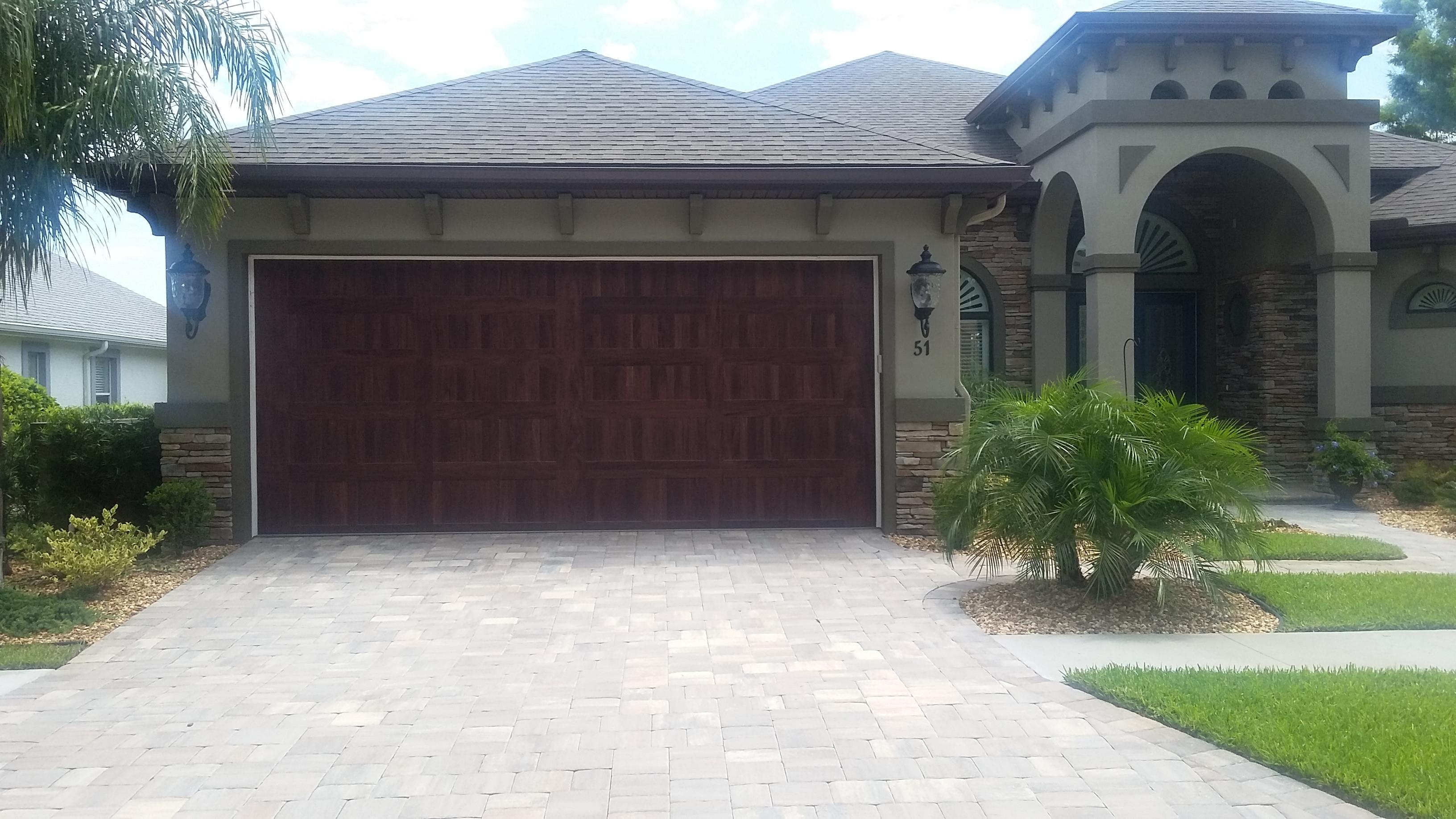 Grand haven abs garage doors for Garage door repairs palm coast fl
