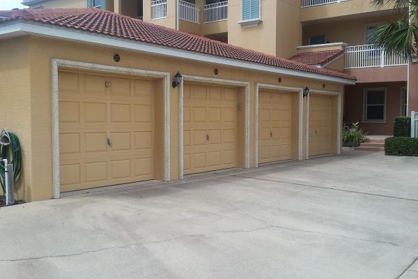 Raised Panel Garage Doors